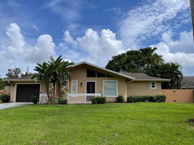 1465 SW Wellington Avenue, Port Saint Lucie, FL 34953 (MLS #RX-10738765) :: Castelli Real Estate Services