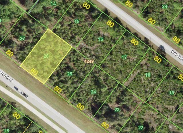 14218 Ingraham Boulevard, Port Charlotte, FL 33981 (MLS #RX-10739036) :: Castelli Real Estate Services