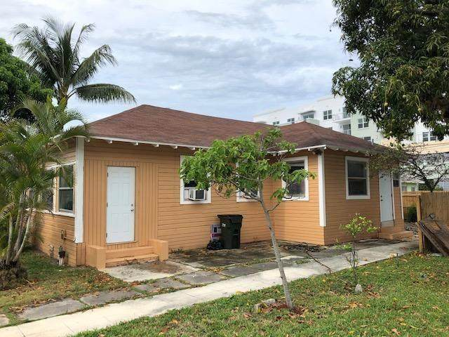 245 SE 4th Avenue, Delray Beach, FL 33483 (MLS #RX-10739557) :: Berkshire Hathaway HomeServices EWM Realty