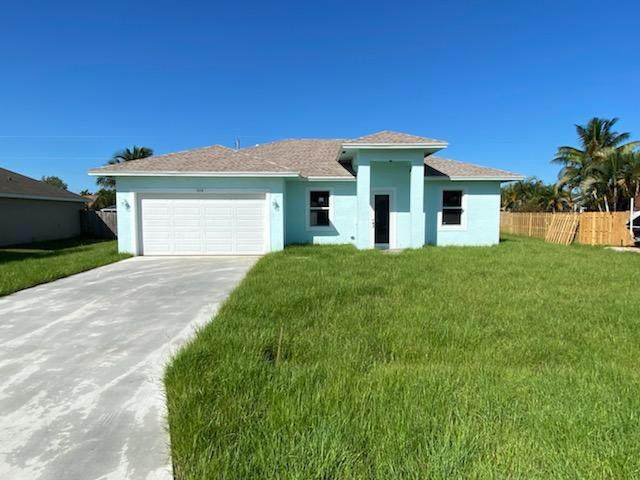 2118 SE Bowie Street, Port Saint Lucie, FL 34952 (MLS #RX-10739848) :: Castelli Real Estate Services