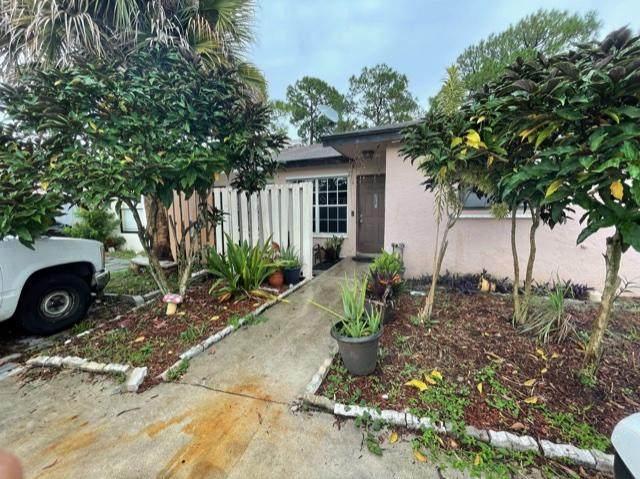 3780 Mil Run Court #3780, Greenacres, FL 33463 (MLS #RX-10739928) :: Castelli Real Estate Services