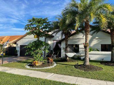6012 Sunberry Circle, Boynton Beach, FL 33437 (MLS #RX-10740264) :: Castelli Real Estate Services