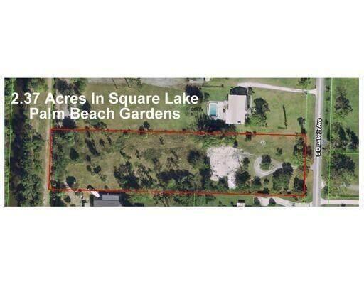 8273 S Elizabeth Avenue, Palm Beach Gardens, FL 33418 (#RX-10740349) :: Michael Kaufman Real Estate