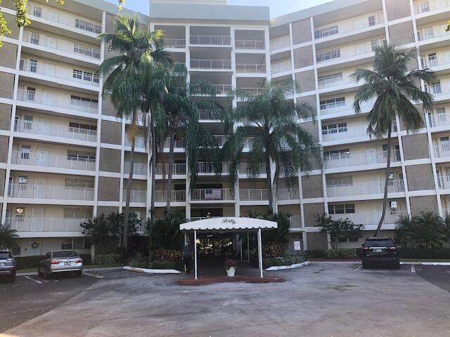 3051 N Course Drive #901, Pompano Beach, FL 33069 (#RX-10741062) :: Heather Towe   Keller Williams Jupiter