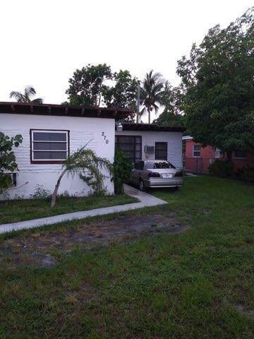 270 NW 109th Street, Miami, FL 33168 (#RX-10741797) :: The Reynolds Team | Compass