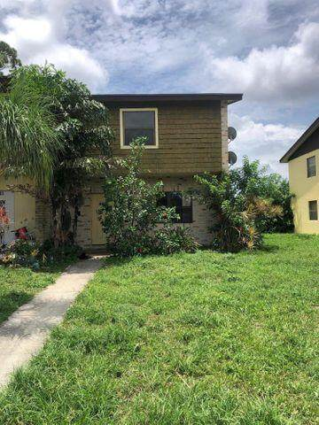4972 Freedom Circle #104, Lake Worth, FL 33461 (MLS #RX-10743401) :: Castelli Real Estate Services
