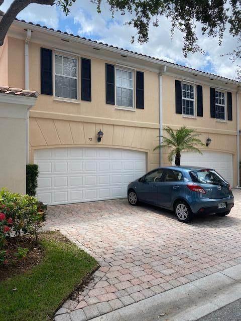 72 Live Oak Circle, Tequesta, FL 33469 (MLS #RX-10744027) :: Berkshire Hathaway HomeServices EWM Realty