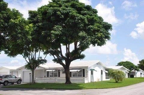 2110 Verdi Drive, Boynton Beach, FL 33426 (#RX-10744402) :: Heather Towe | Keller Williams Jupiter
