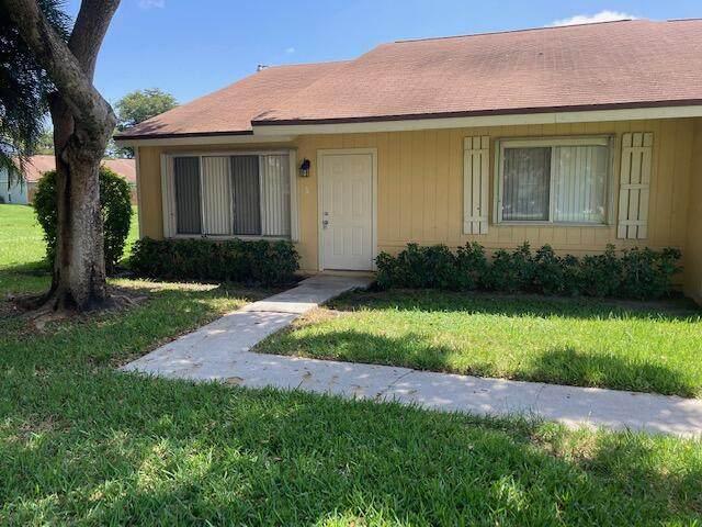 4846 Orleans Court A, West Palm Beach, FL 33415 (#RX-10744891) :: Michael Kaufman Real Estate