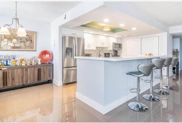 3115 S Ocean Boulevard #302, Highland Beach, FL 33487 (MLS #RX-10745282) :: Berkshire Hathaway HomeServices EWM Realty