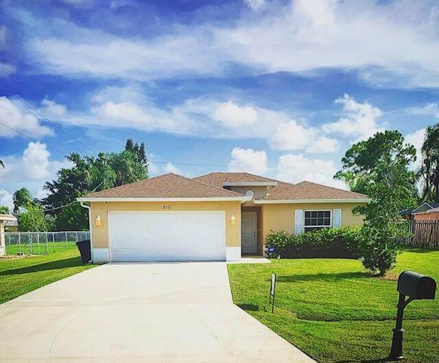 510 SW Twig Avenue, Port Saint Lucie, FL 34983 (#RX-10745492) :: Heather Towe | Keller Williams Jupiter