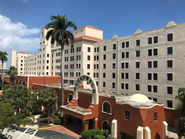 101 N Ocean Drive #531, Hollywood, FL 33019 (MLS #RX-10745827) :: Berkshire Hathaway HomeServices EWM Realty