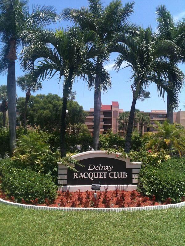 2255 Lindell Boulevard #4103, Delray Beach, FL 33444 (#RX-10745877) :: Ryan Jennings Group