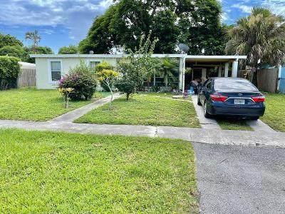 3906 Nowata Road, Lake Worth, FL 33462 (#RX-10745999) :: Baron Real Estate