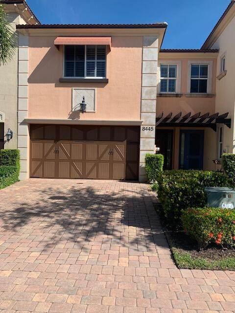 8445 Cocoplum Sound Lane, West Palm Beach, FL 33411 (#RX-10746828) :: Dalton Wade
