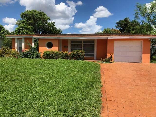 8533 Southampton Drive, Miramar, FL 33025 (MLS #RX-10746889) :: United Realty Group