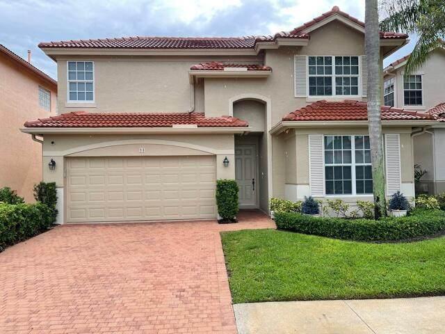 98 Monterey Pointe Drive, Palm Beach Gardens, FL 33418 (MLS #RX-10747297) :: Berkshire Hathaway HomeServices EWM Realty