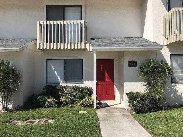 1104 Riverside Drive #1104, Greenacres, FL 33463 (#RX-10747462) :: Heather Towe | Keller Williams Jupiter