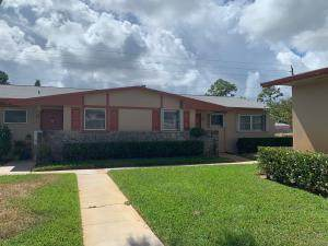 4796 Cresthaven Boulevard A, West Palm Beach, FL 33415 (MLS #RX-10747537) :: Castelli Real Estate Services