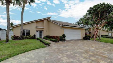 7216 Carmel Court, Boca Raton, FL 33433 (#RX-10747596) :: Michael Kaufman Real Estate
