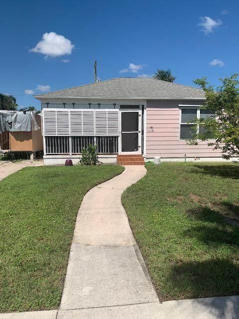 729 Palmetto Street, West Palm Beach, FL 33405 (MLS #RX-10747611) :: Castelli Real Estate Services
