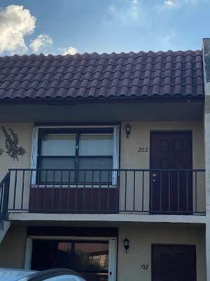 5985 Forest Hill Boulevard #202, West Palm Beach, FL 33415 (#RX-10747981) :: IvaniaHomes   Keller Williams Reserve Palm Beach