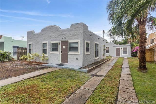 615 El Vedado, West Palm Beach, FL 33405 (MLS #RX-10748174) :: Adam Docktor Group