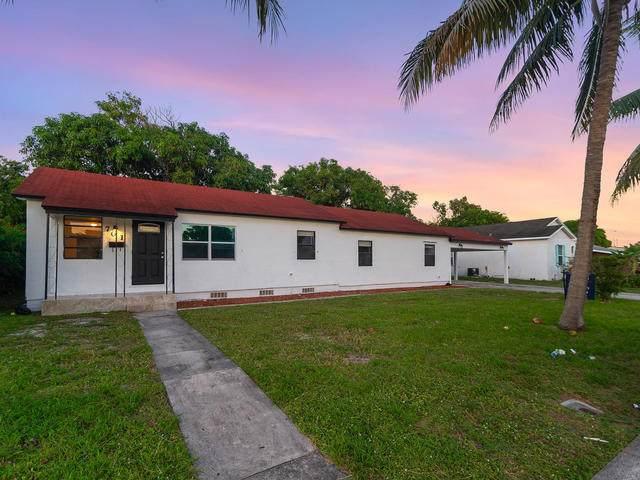 701 42nd Street, West Palm Beach, FL 33407 (#RX-10748461) :: Posh Properties