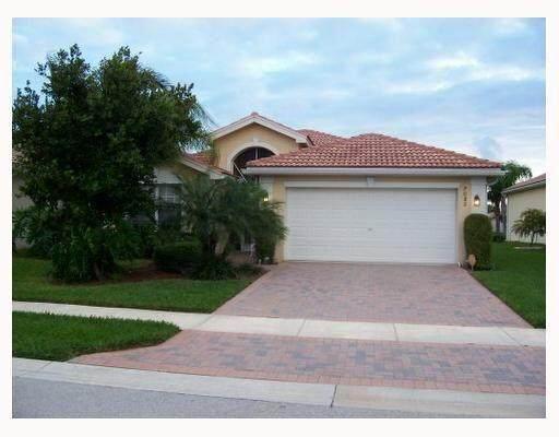 7022 Avila Terrace Way, Delray Beach, FL 33446 (#RX-10748936) :: Heather Towe | Keller Williams Jupiter