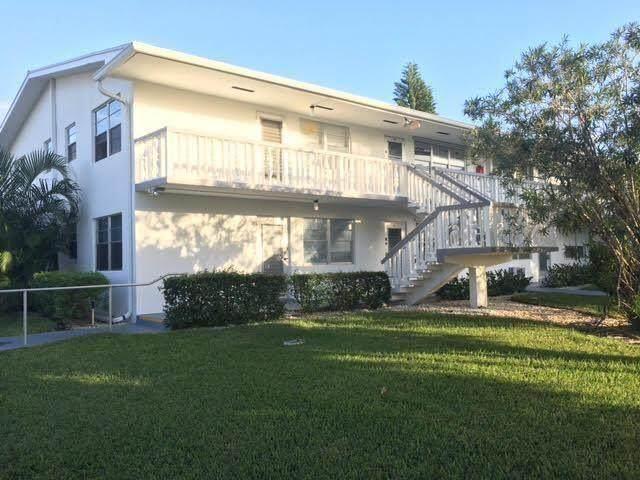 161 Chatham H, West Palm Beach, FL 33417 (MLS #RX-10749622) :: Castelli Real Estate Services
