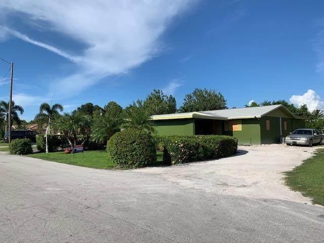 1025 SE 2nd Street, Belle Glade, FL 33430 (#RX-10749856) :: Baron Real Estate
