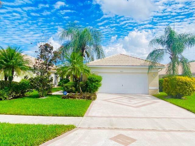5063 Marla Drive, Boynton Beach, FL 33436 (#RX-10750322) :: Baron Real Estate