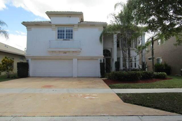 1735 Annandale Circle, Royal Palm Beach, FL 33411 (#RX-10750896) :: Michael Kaufman Real Estate