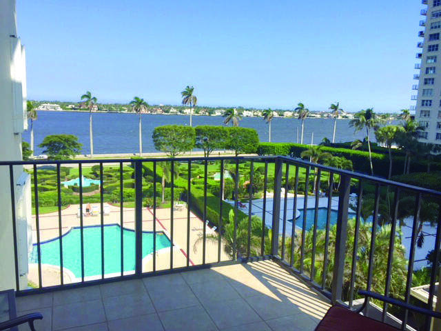 1701 S Flagler Drive #509, West Palm Beach, FL 33401 (#RX-10750908) :: IvaniaHomes | Keller Williams Reserve Palm Beach
