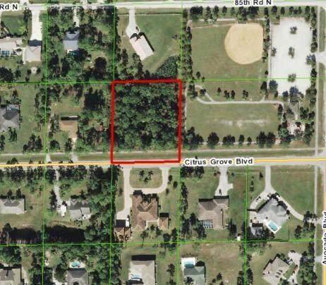 0 Citrus Grove Boulevard, West Palm Beach, FL 33412 (#RX-10751122) :: Heather Towe | Keller Williams Jupiter