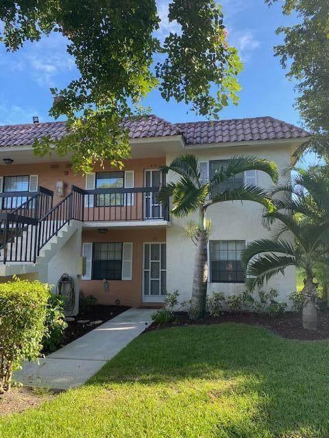 3000 Florida Boulevard 201-D, Delray Beach, FL 33483 (#RX-10751501) :: IvaniaHomes | Keller Williams Reserve Palm Beach