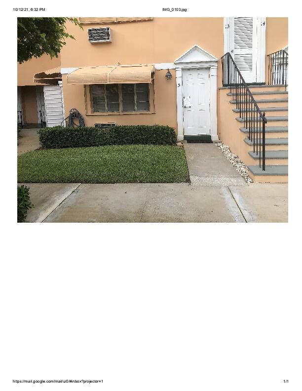 31 S Golfview Road #5, Lake Worth Beach, FL 33460 (#RX-10751711) :: IvaniaHomes | Keller Williams Reserve Palm Beach