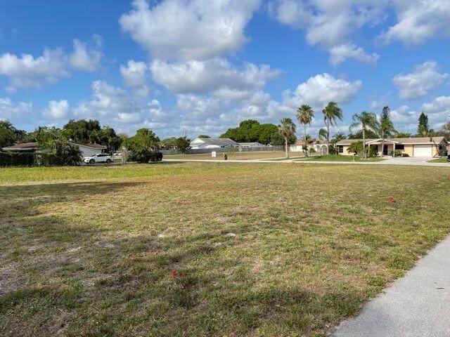 0 NW 42 Street, Boca Raton, FL 33431 (#RX-10752007) :: Posh Properties