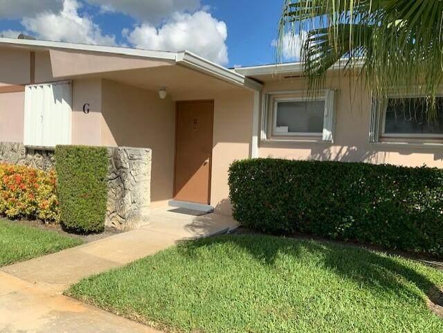 2763 Dudley Drive W G, West Palm Beach, FL 33415 (MLS #RX-10752393) :: Castelli Real Estate Services