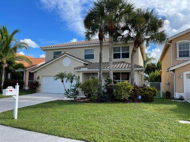 18196 Clear Brook Circle, Boca Raton, FL 33498 (#RX-10752596) :: Posh Properties