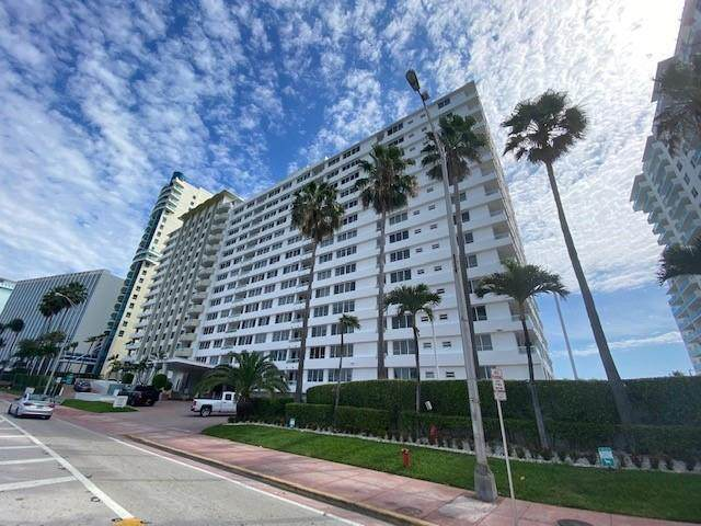 5005 Collins Avenue Ph06, Miami Beach, FL 33140 (MLS #RX-10752767) :: The Jack Coden Group