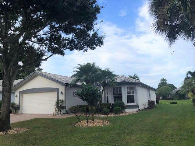 11981 Habana Avenue, Boynton Beach, FL 33437 (MLS #RX-10753048) :: Castelli Real Estate Services