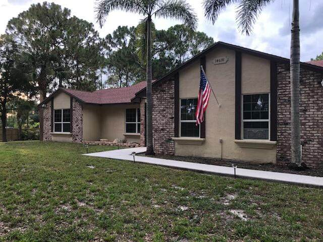 14691 60th Street N, The Acreage, FL 33470 (MLS #RX-10753056) :: Castelli Real Estate Services