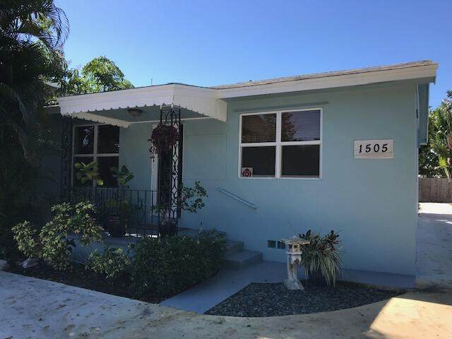 1505 N Federal Highway, Lake Worth, FL 33460 (#RX-10753269) :: Baron Real Estate