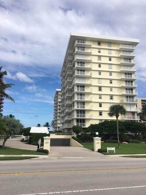 500 Ocean Drive E-1-D, Juno Beach, FL 33408 (MLS #RX-10753443) :: The DJ & Lindsey Team