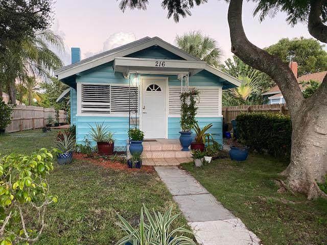 216 S L Street, Lake Worth Beach, FL 33460 (MLS #RX-10753540) :: Castelli Real Estate Services