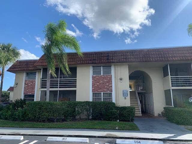 22735 SW 66th Avenue #101, Boca Raton, FL 33428 (MLS #RX-10753720) :: Dalton Wade Real Estate Group