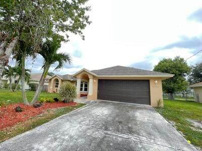 3343 SW Mcmullen Street, Port Saint Lucie, FL 34953 (#RX-10754596) :: Baron Real Estate