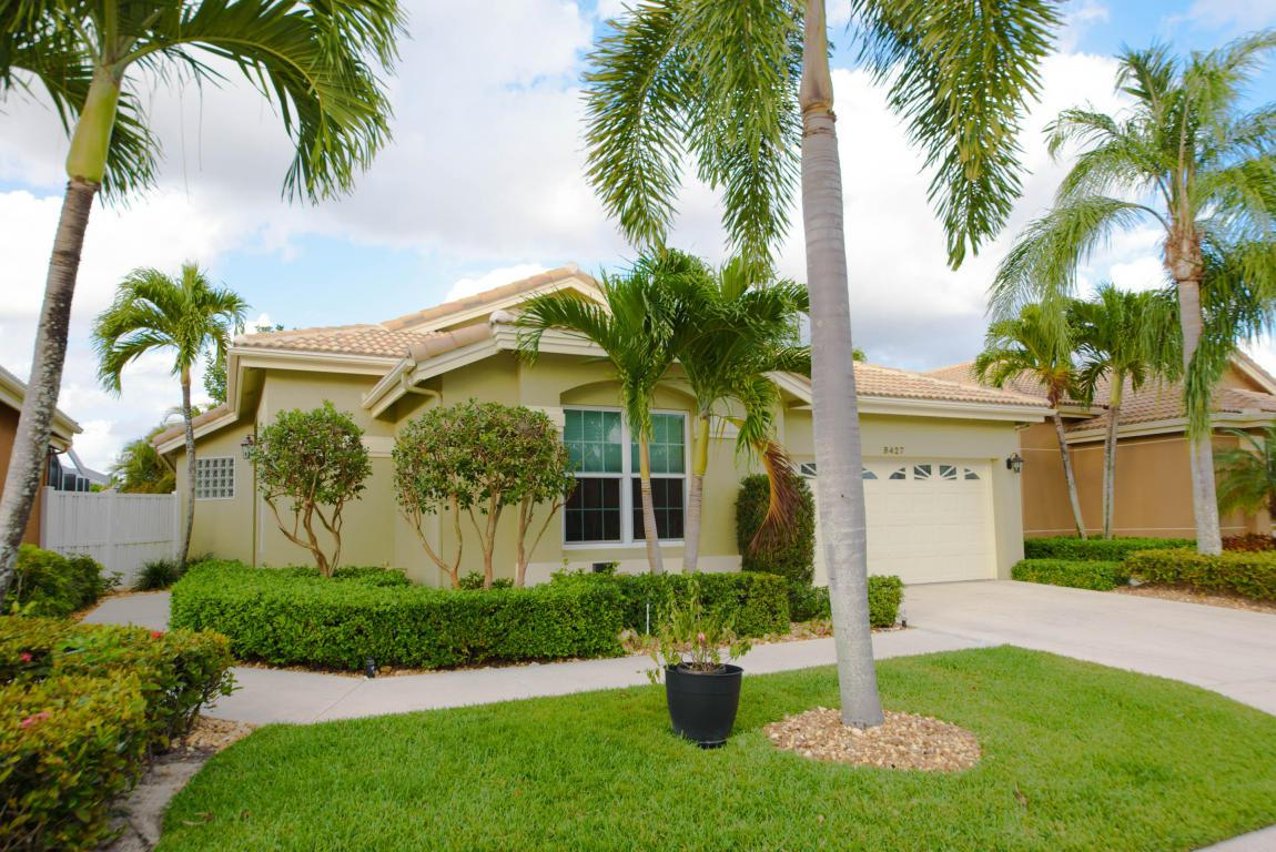 8427 Quail Meadow Way, West Palm Beach, FL 33412 (#RX-10312975) :: The Haigh Group | Keller Williams Realty