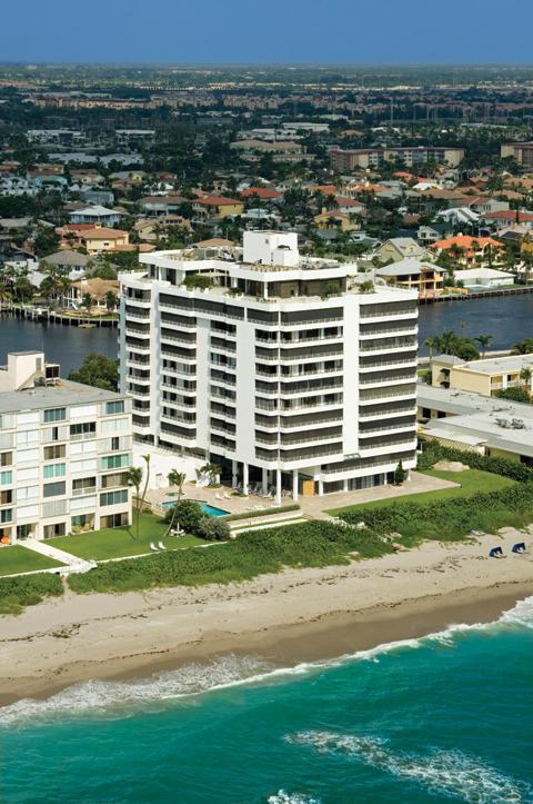 2901 S Ocean Boulevard Penthouse, Highland Beach, FL 33487 (#RX-10436994) :: Harold Simon | Keller Williams Realty Services